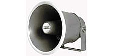 """SPC10 - Speco 6"""" Weatherproof PA Public Address Speaker Horn"""