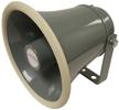 "SPC104 - Speco 6"" Aluminum PA Public Address Speaker Horn 4 Ohms"