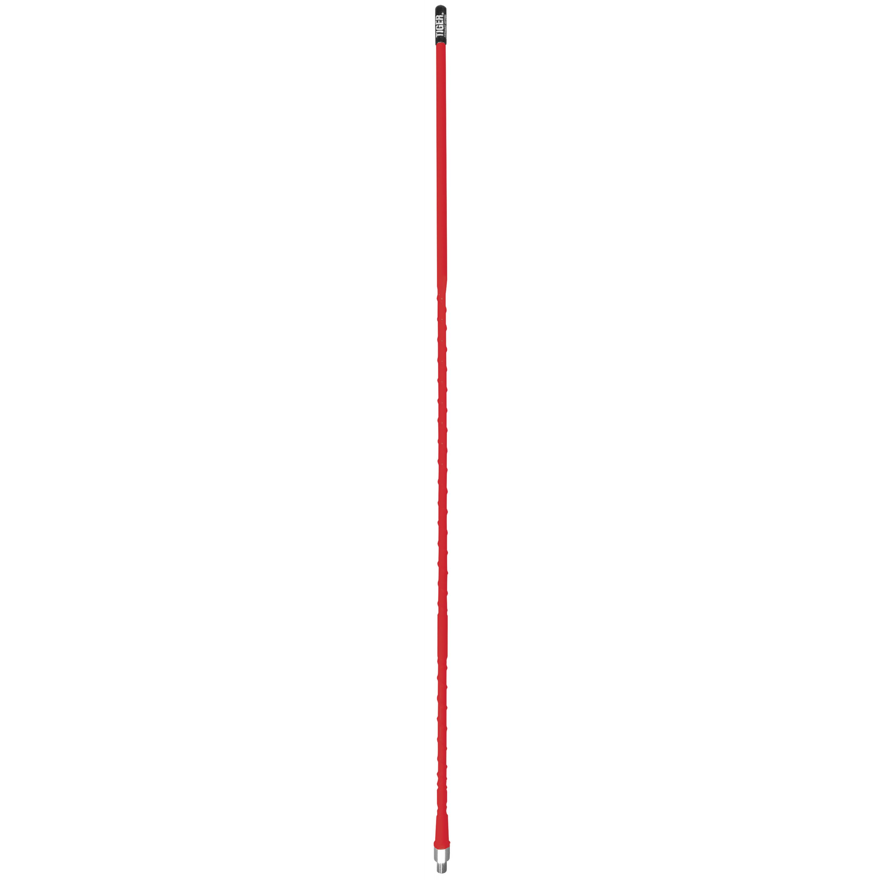 TSM2-R - Everhardt Red 2' 3/4 Wave Super Flex CB Antenna