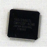 010055 - Cobra® Icp-8721P-Aa I.C., Cpu for 150Gtl Radio