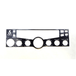 030016 - Cobra® Replacement Faceplate for the C29LX CB Radio