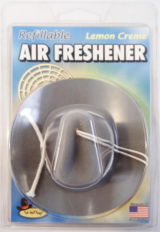 030404 - Refillable Cowboy Hat Air Freshener