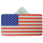 0450421 - USA Suction Cup American Flag