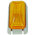 0493215241 - Amber Self Grounding Clearance Light
