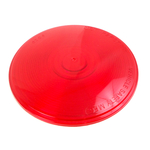 04941015R - 4 1/4 Red Replacement Snap In Lens (Bulk)