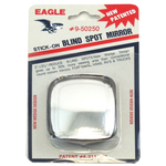 "050250 - Eagle 2"" X 2-3/4"" Stick-On Wedge Style Blind Spot Mirror"