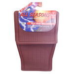 11005433 - Rally Automotive 4 Piece Universal All Season Rubber Mat Set