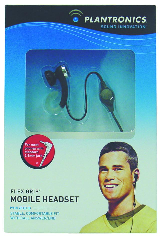 30112258 - Plantronics MX203 Mobile Headset