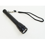77LITE - Midland Black Mini Flashlight With Wrist Strap