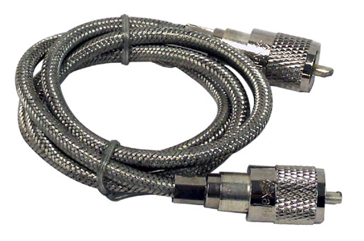 AF3P - ProComm 3' Plug to Plug CB Coax