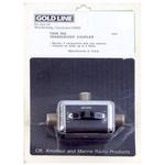 1075 - Goldline Twin Rig Antenna Coupler For 5 Watt Transceivers