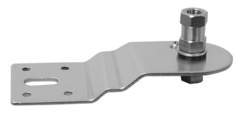 KD2 - Kalibur Antenna Hood Mount For Dodge Pickups 2004 To 2008