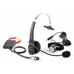 CABTCB4 - Cobra® Hands Free Bluetooth Wireless CB Headset