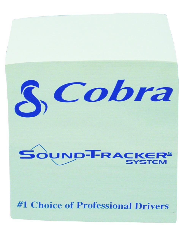 "COBRACUBE - Cobra® 3-1/2"" Pallet Note Pad"