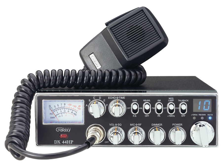 DX44HP - Galaxy 10 Meter Mobile Radio