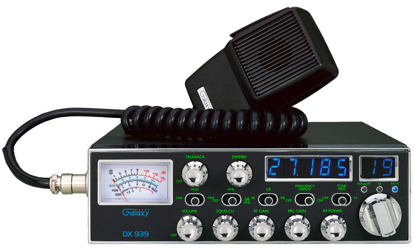 DX939 - Galaxy CB Radio