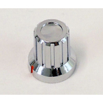 KNO13 - Galaxy Replacement Round Knob For Galaxy CB Radio