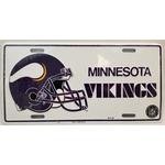 02500514 - Minnesota Vikings License Plate