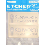 04570446 - Etched Fx Kenworth