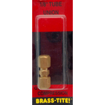 07443001 - Compression Union (Brass)