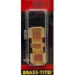 07443005 - Compression Union (Brass)