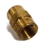 "07443050 - 1/8"" Coupling (Brass)"
