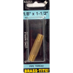 07443251 - Nipple (Brass)
