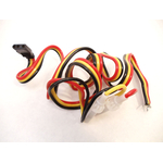 3602664X - 3 PIN STANDARD 3 WIRE RADIO POWER CORD (BULK)