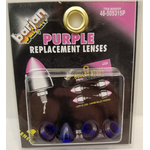 048505315P - Purple Replacement Lenses 048-5053P