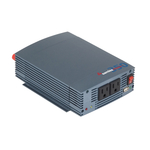 SSW35012A - Samlex 350 Watt Pure Sine Wave Inverter 12vdc To 115vac With 2 Three Prong Outlets & A Usb Port