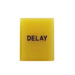 TSLENS-Y - TEXAS STAR YELLOW DELAY REPLACEMENT LENS COVER FOR DX350, DX350HDC, DX500, DX500V, DX667, DX667V