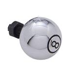048471 - Barjan 8 Ball License Plate Fasteners