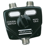 CS2 - Shakespeare 2 Position Coax Switch - Allows Two Radios To Be Used With One Antenna