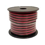 14RB5 - Workman 50 Foot Spool Of 14 Gauge Red/Black Dc Zip Wire