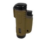 21097 - TurboFlame VFlame Lighter Matte (Olive)
