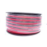 6RB1 - Workman 100 Foot Spool Of 6 Gauge Red/Black Dc Zip Wire