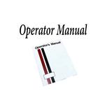 OMHR2510 - Uniden Operators Manual For HR2510 Radio
