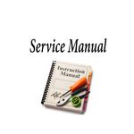 SMPRO520E - Uniden Service Manual For Pro520E/Xl CB Radio