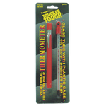 "029998 - 6"" Glass Tube Vegetable & Fruit Thermometer"