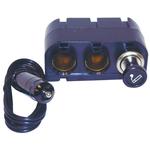 3602240 - Cigarette Socket Adapter, Single to Triple
