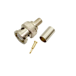 BNC108X - ProComm Male BNC Crimp-on Connector for RG8X Coax Cable