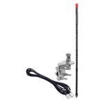 HGA400KIT - Cobra® 4 Foot Mirror Mount CB Antenna Kit