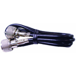 PP3TX - ProComm 3' Coax With PL259 Connectors