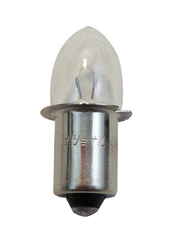 LIGHTBULB - National Torch Glass Replacement Flashlight Bulb