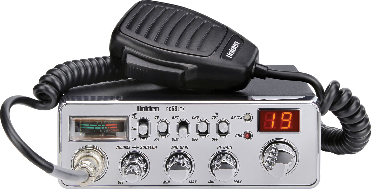 PC68LTX - Uniden CB Radio