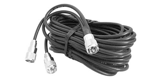 PPP12 - Marmat 12' Cophase Harness Coax W/PL259 Connectors