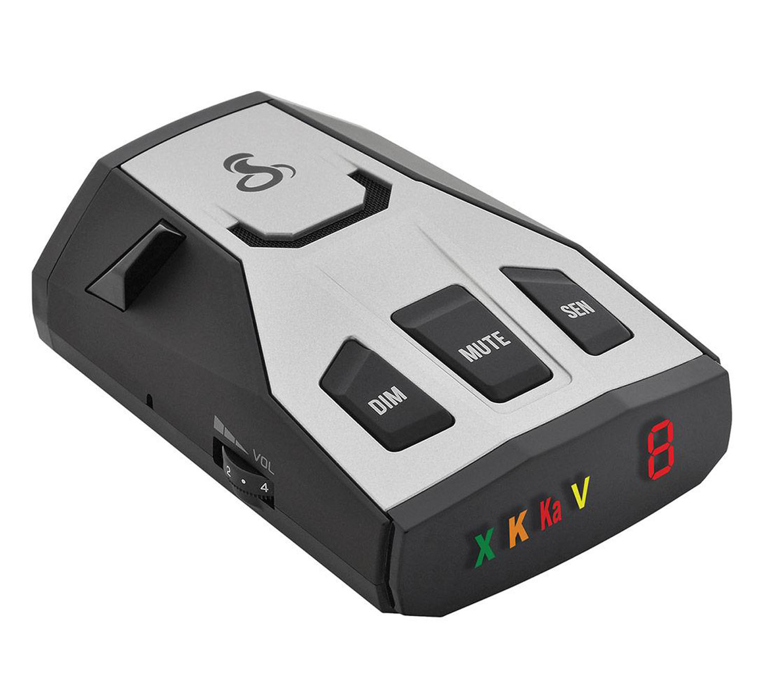RAD350 - Cobra® Radar Detector And Laser Detector