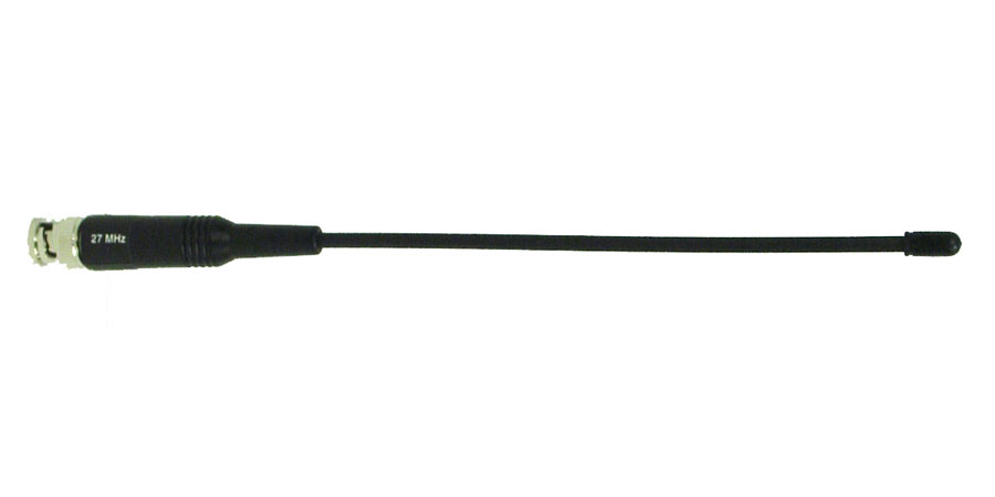 "SA1 - 9.5"" CB Antenna for Handheld Radios Like HHROADTRIP and HH38WXST"