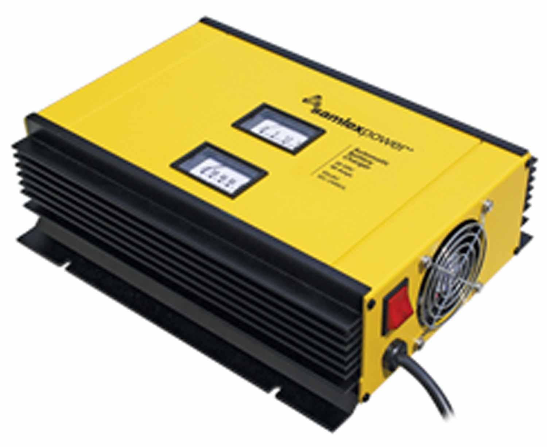 SEC2440UL - Samlex 24 Volt DC 40 Amp Battery Charger / DC Power Supply