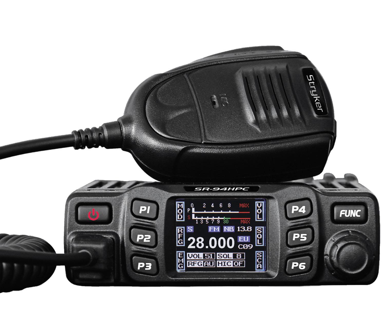 SR94HPC - Stryker Compact 10 Meter 45 Watt Amateur Ham Radio